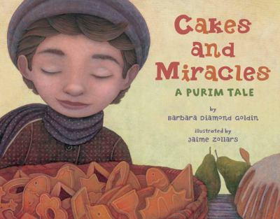 Cover Art for Cakes and Miracles