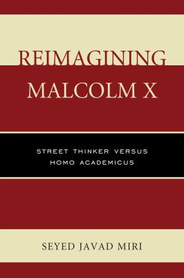 Reimagining Malcolm X cover art