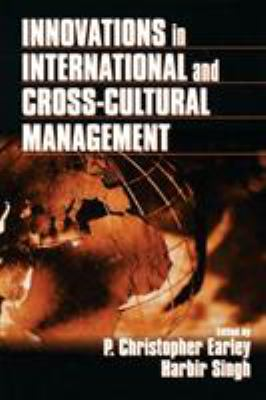 Book jacket for Innovations in International and Cross-Cultural Management