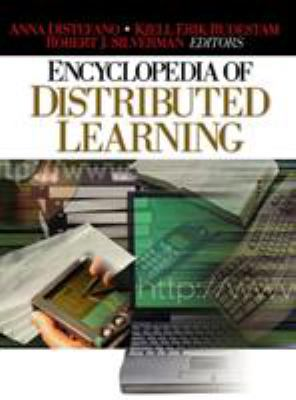 Book jacket for Encyclopedia of Distributed Learning