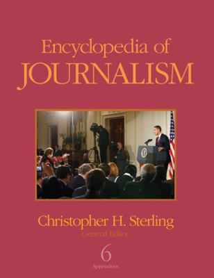 cover of Encyclopedia of Journalism