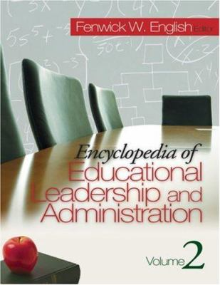 Book jacket for Encyclopedia of Educational Leadership and Administration