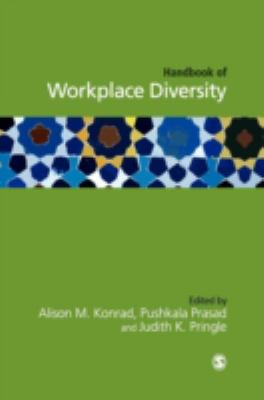 Book jacket for Handbook of Workplace Diversity