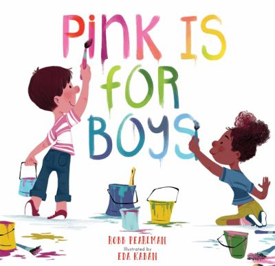 Pink Is for Boys Cover Art