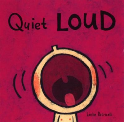 quiet loud cover art