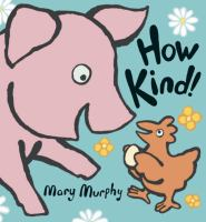 Book cover for How Kind by Mary Murphy