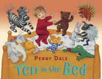 Book cover for Ten in the Bed by Penny Dale