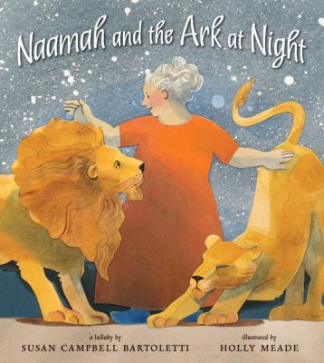 Cover Art for Naamah and the Ark at Night
