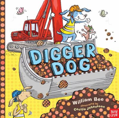 Digger Dog book cover
