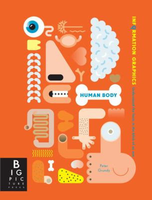 Information Graphics: Human Body cover art