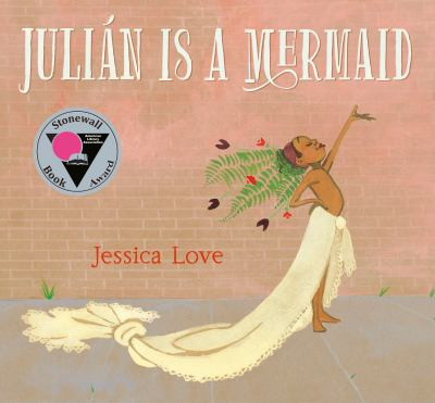Julián Is a Mermaid Cover Art