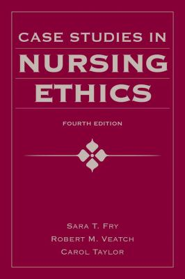 Case Studies in Nursing Ethics Cover