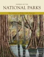 Inspired by the National Parks book cover