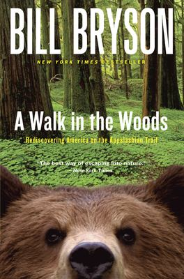 Cover Art features a close up of a bear with a forest in the background.