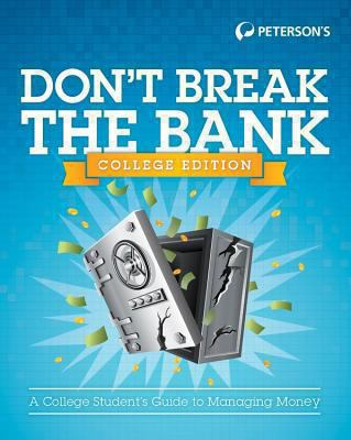Don't Break the Bank: College Edition Cover Art