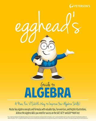 book cover Egghead's Guide to Algebra