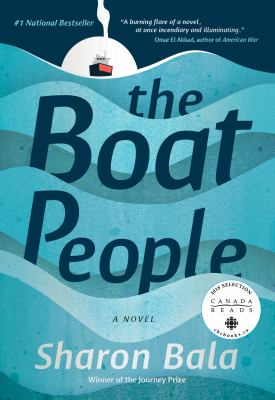 Cover art for The Boat People