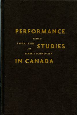 Performance Studies in Canada - Opens in a new window