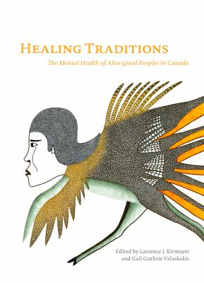 Cover Art for Healing Traditions by Laurence J. Kimayer, editor