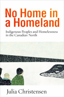 Cover Art for No Home in a Homeland by Julia Christensen