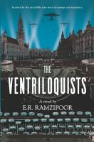 book cover: The Ventriloquists