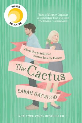 Book cover: The Cactus by Sarah Haywood