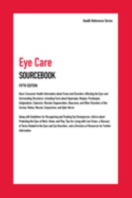 book cover for eye care sourcebook