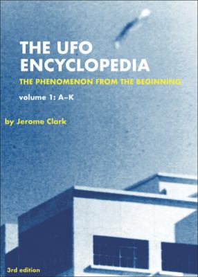 Cultural Studies: The UFO Encyclopedia by Jerome Clark