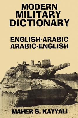 Cover Art for Modern Military Dictionary