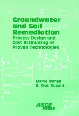 book cover: Groundwater and Soil Remediation