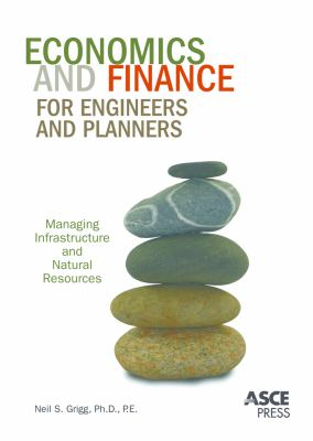 book cover: Economics and Finance for Engineers and Planners