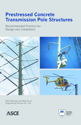 Book Cover: Prestressed Concrete Transmission Pole Structures