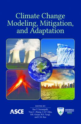 Book Cover: Climate Change Modeling, Mitigation and Adaptation