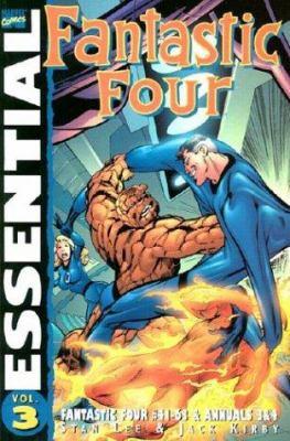 Fantastic Four Vol 3 - October