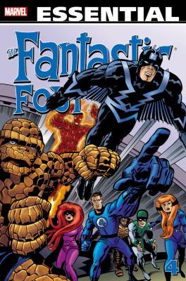 Fantastic Four Vol 4 - October