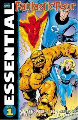 Fantastic Four Vol 1 - October