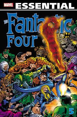Fantastic Four Vol 5 - October