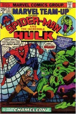Marvel Team Up Vol 2 - October