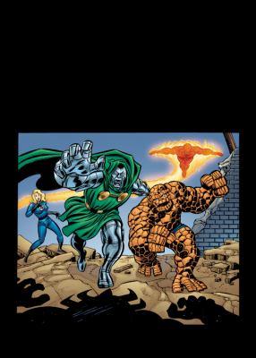 Fantastic Four Vol 6 - October