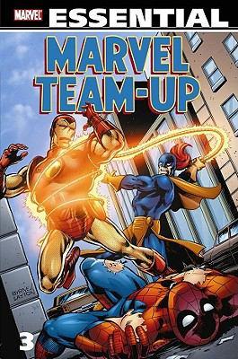 Marvel Team Up Vol 3 - October