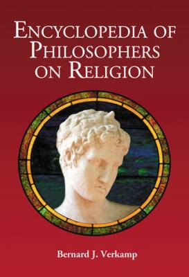 Cover of Encyclopedia of Philosophers on Religion