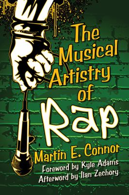 Cover Art - The Musical Artistry of Rap