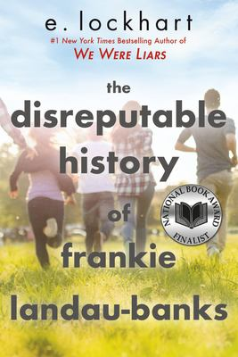 The Disreputable History of Frankie Landau-Banks book cover