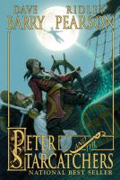 Book cover for Peter and the Starcatchers