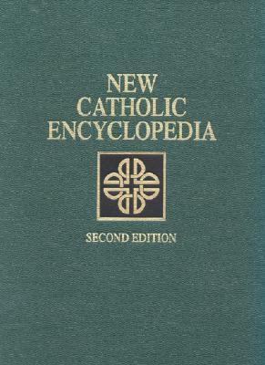 cover of New Catholic Encyclopedia. 2nd edition.