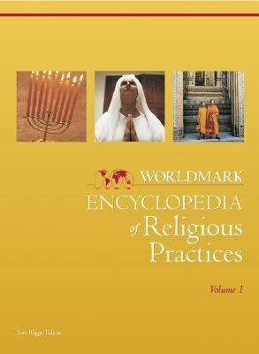cover of Worldmark Encyclopedia of Religious Practices