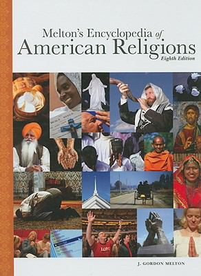cover of Melton's Encyclopedia of American Religions. 8th edition.