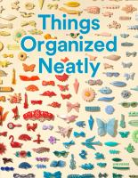 Things Organized Neatly book cover