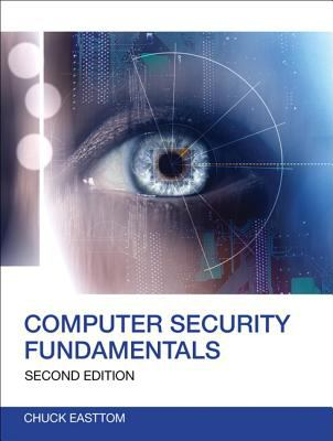book cover: Computer Security Fundamentals