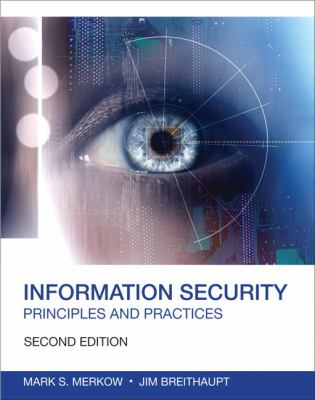 book cover: Information Security